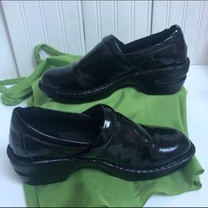 Born B.O.C. Vegan Patent Leather Shoes